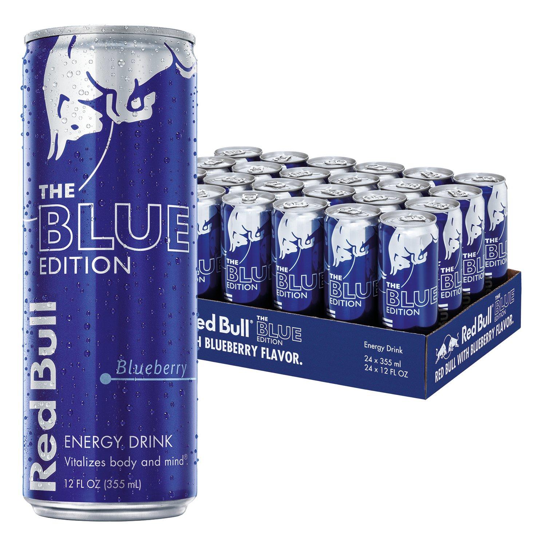 red bull blue edition blueberry energy drink 12 fl oz. Black Bedroom Furniture Sets. Home Design Ideas