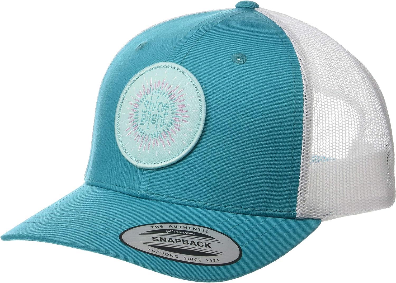 Columbia Unisex Kinder Schirmm/ütze Columbia Youth Snap Back Hat