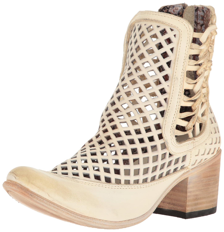 Freebird Women's Lazor Ankle Bootie B06X91Y2CY 7 B(M) US|Ice