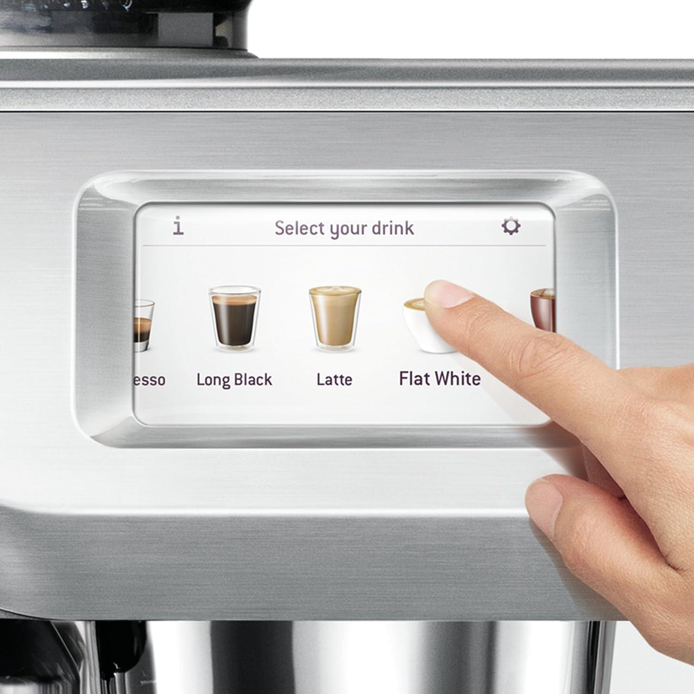 Sage Oracle Touch - mit einem Knopfdruck zum Espresso