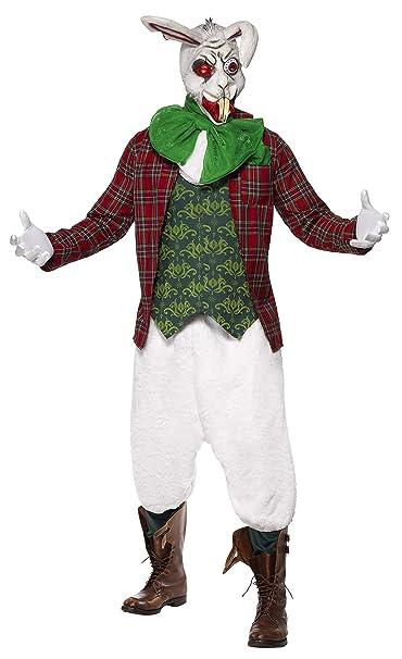 Amazon.com: Smiffys de los hombres Rabid conejo disfraz ...