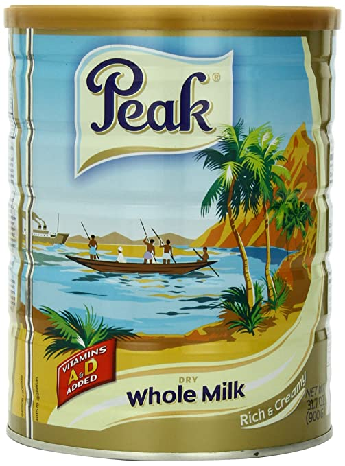 Peak Whole Powdered Milk