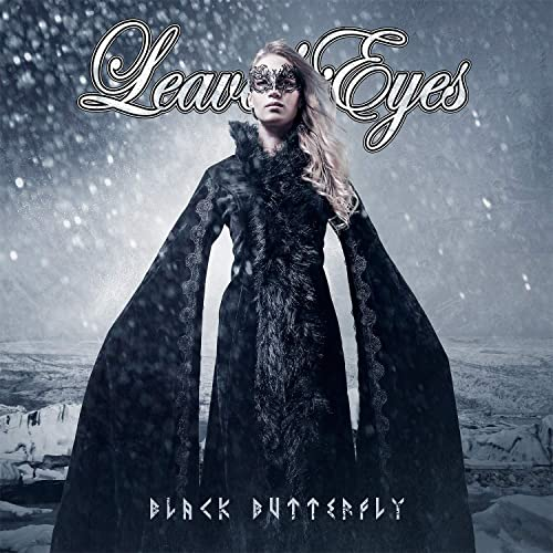 Leaves' Eyes - Black Butterfly (Limited Edition)