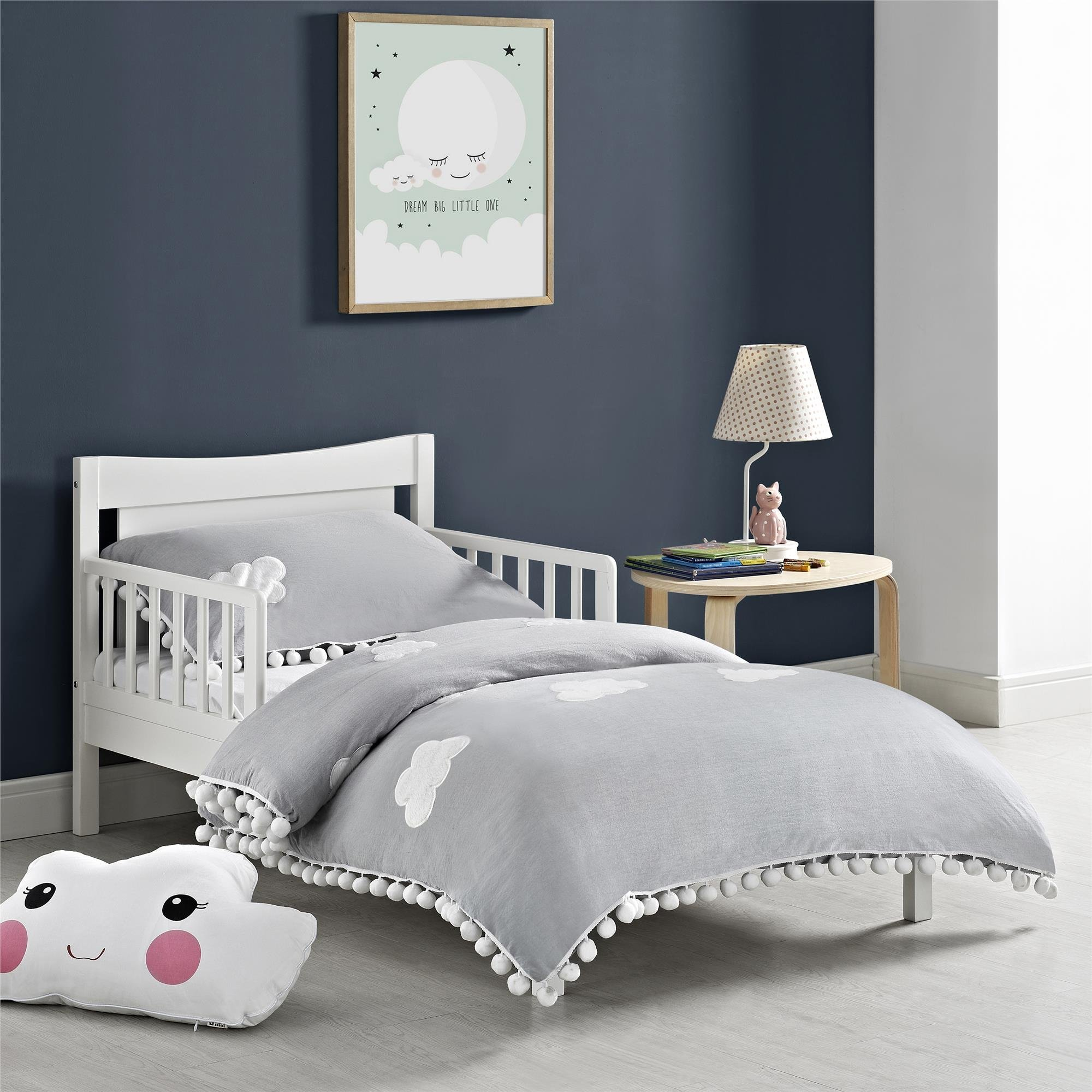Baby Relax Memphis Toddler Bed, White by Baby Relax (Image #4)