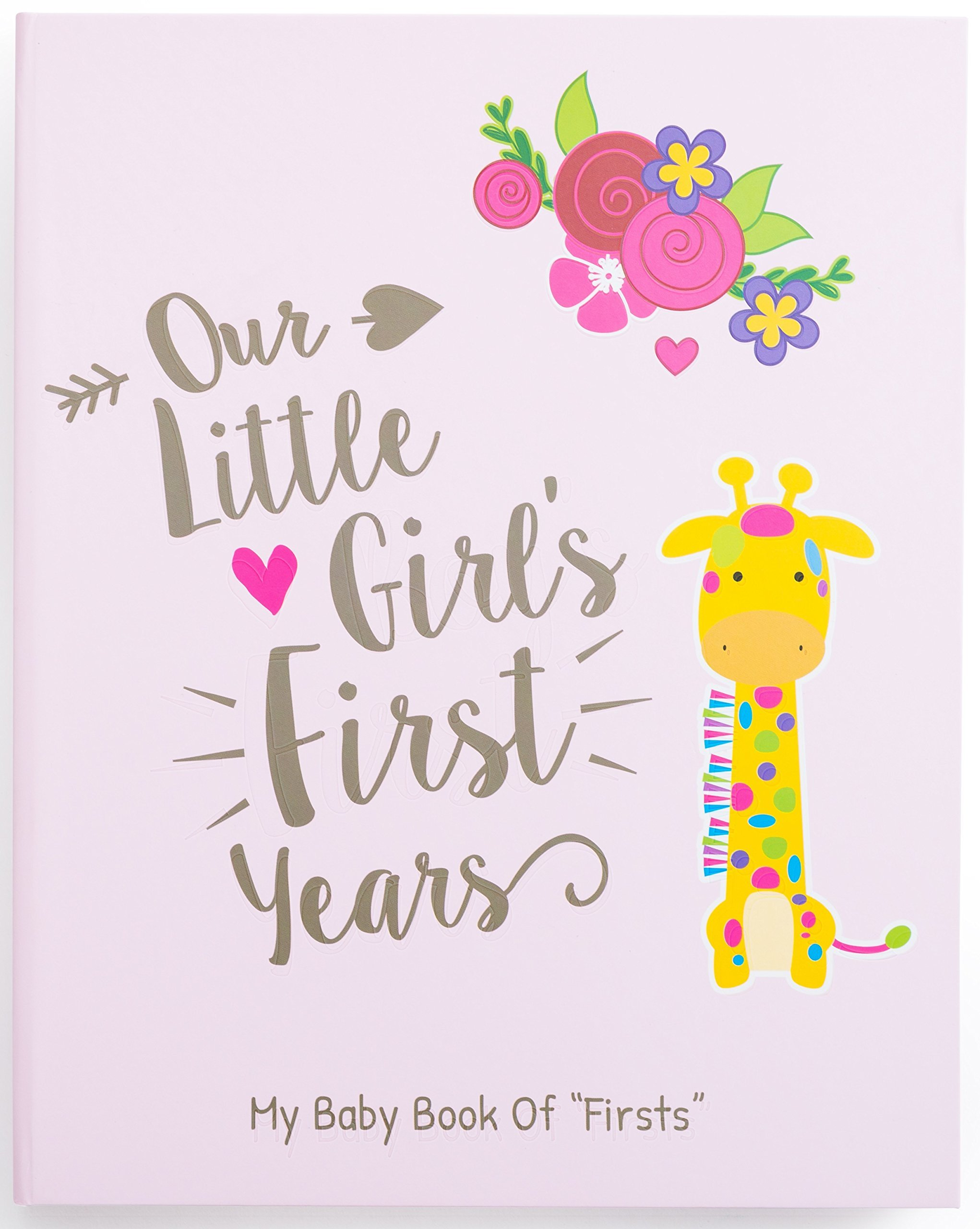 Amazon Ronica First Year Baby Memory Book Baby Journal