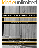 Index of Florida Rules of Evidence: Master Rule Machine Bar Prep Series