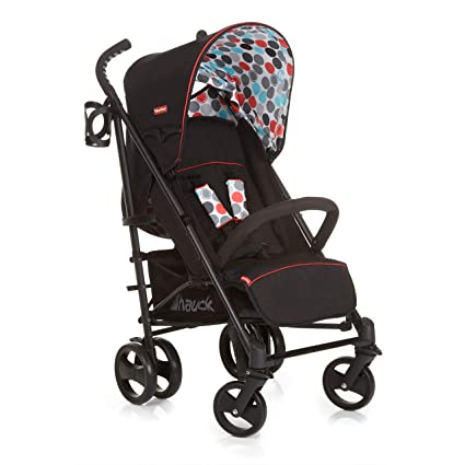 HAUCK - poussette venice - Fisher Price - black: Amazon.es: Bebé