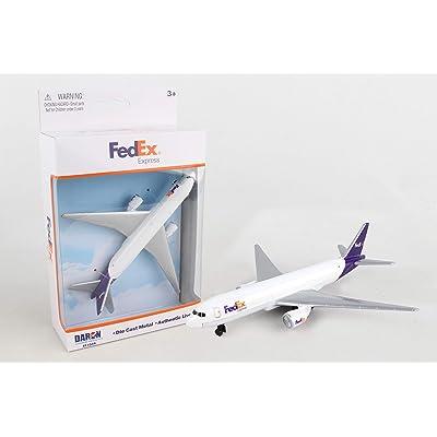 Daron FedEx Single Plane RT1044: Toys & Games