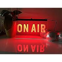 ON AIR lichtbord LED nieuw schild winkel reclame neon neon schid radio DJ