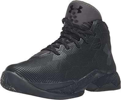 9728dd465260 Image Unavailable. Image not available for. Color  Under Armour Boy s Curry  2.5 Basketball Shoes Black Charcoal