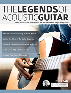 Advanced Acoustic Fingerstyle Guitar: Master Modern Acoustic ...