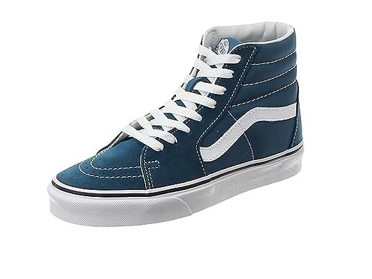 Vans Women s s Sk8-hi Trainers  Amazon.co.uk  Shoes   Bags 59800a82c