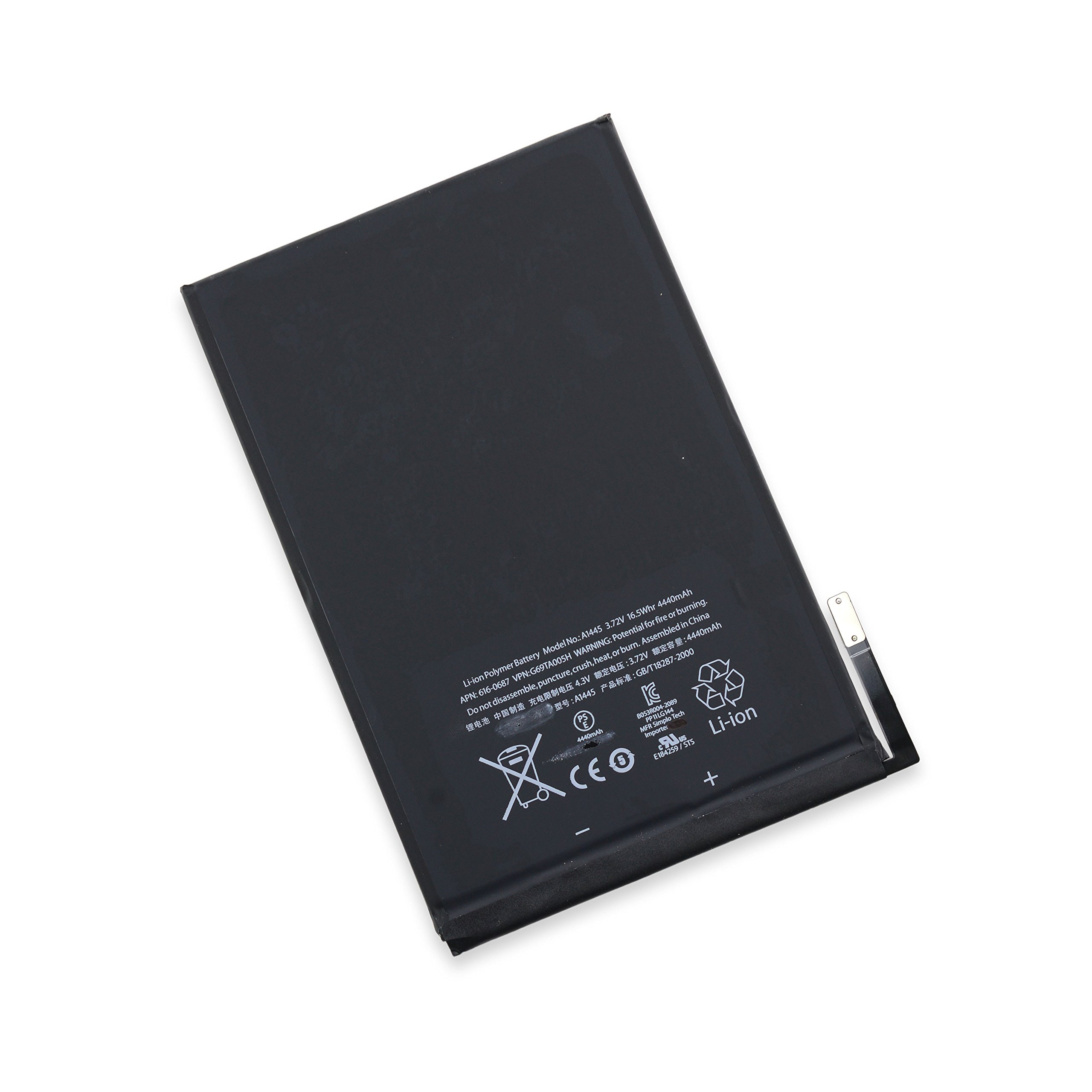 Replacement Battery for iPad Mini