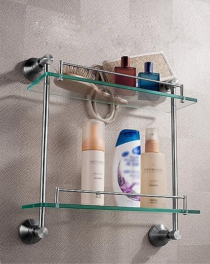 YXWzwj A Mensole bagno mensola bagno in vetro, mensole bagno ...