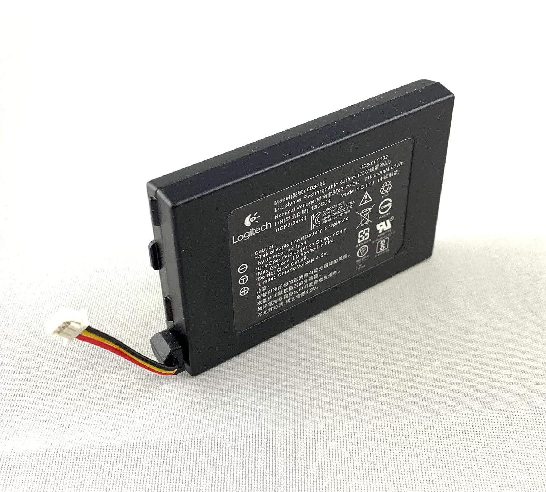 2d0c34a59b5 Amazon.com: Original Logitech Lithium-ion Battery for Logitech G933 Artemis  Spectrum Gaming Headset: Computers & Accessories