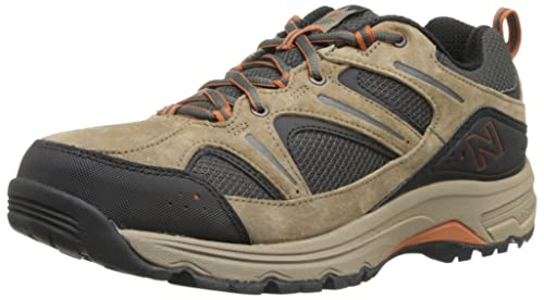 New Balance Men's MW759 Country Walking Shoe,Brown,10.5 2E US