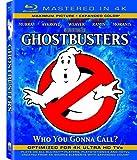 Ghostbusters (Mastered in 4K) [Blu-ray + UltraViolet] (Bilingual)