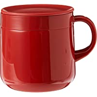 Tiger Vacuum Insulated Double Stainless Steel Desk Mug, Cherry, R, 0.28 L