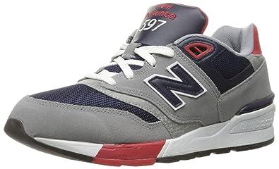 New Balance Herren 597 Laufschuhe Grau