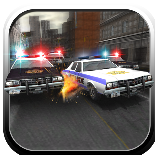 10 4 Police Car Joyride Racing