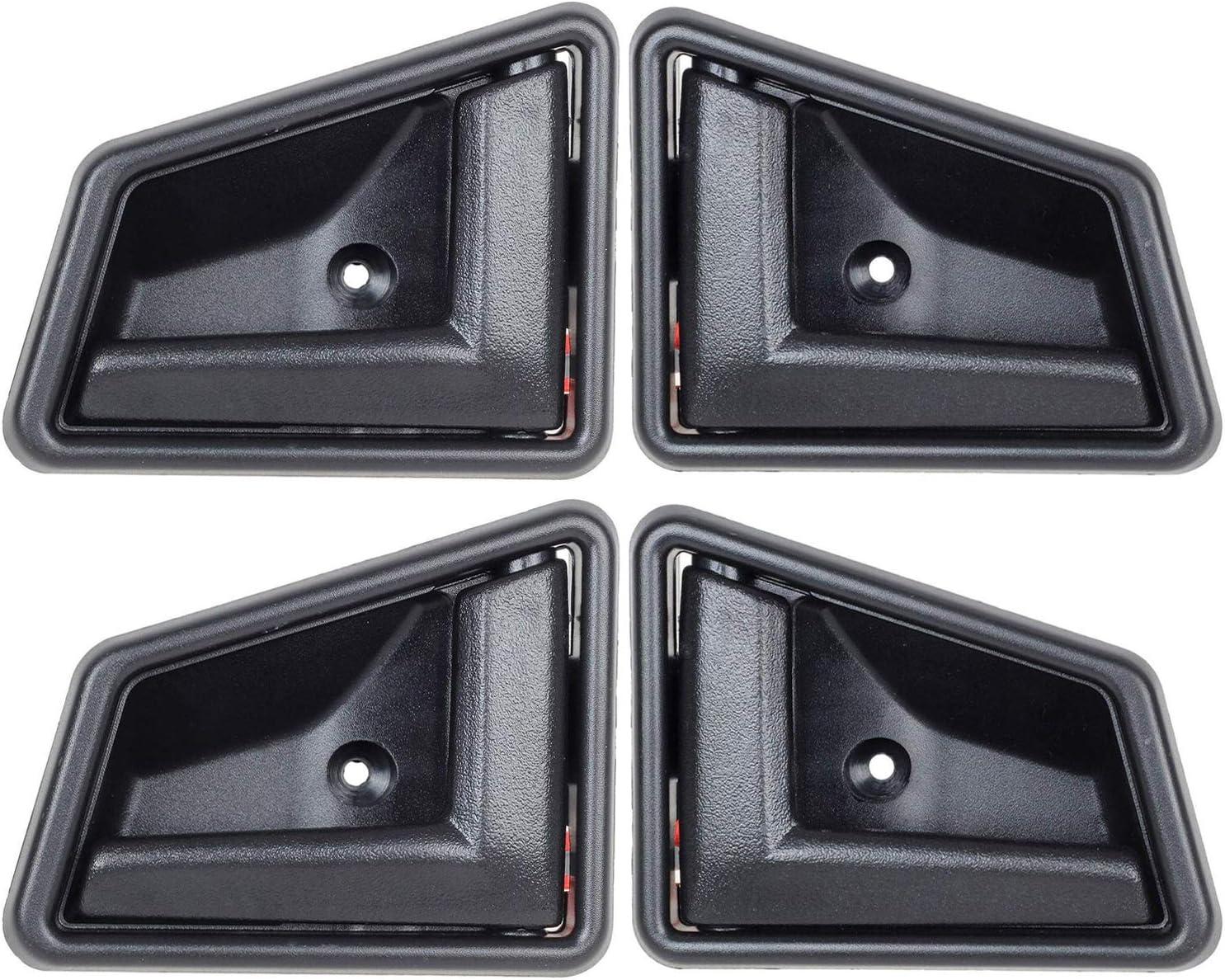 Front,Left,Right Pair DOOR OUTER HANDLE For Suzuki Sidekick