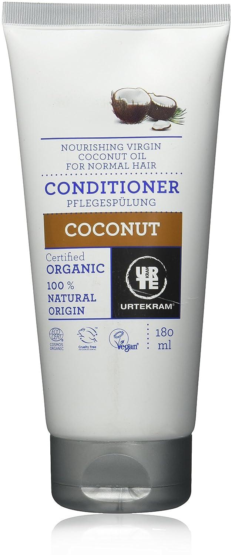 Urtekram Acondicionador de Coco BIO, cabellos normal, 180ml 83910