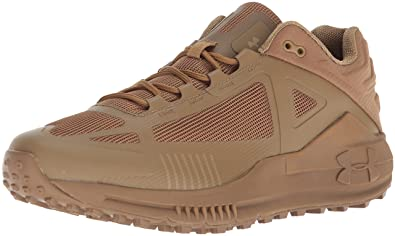 4781bed4acad Under Armour Outerwear Men s Verge 2.0 Low Hiking Boot 200 Coyote Brown