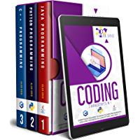 CODING: 3 MANUSCRIPTS IN 1: Everything You Need To Know to Learn PROGRAMMING Like a Pro. This Book includes PYTHON, JAVA…