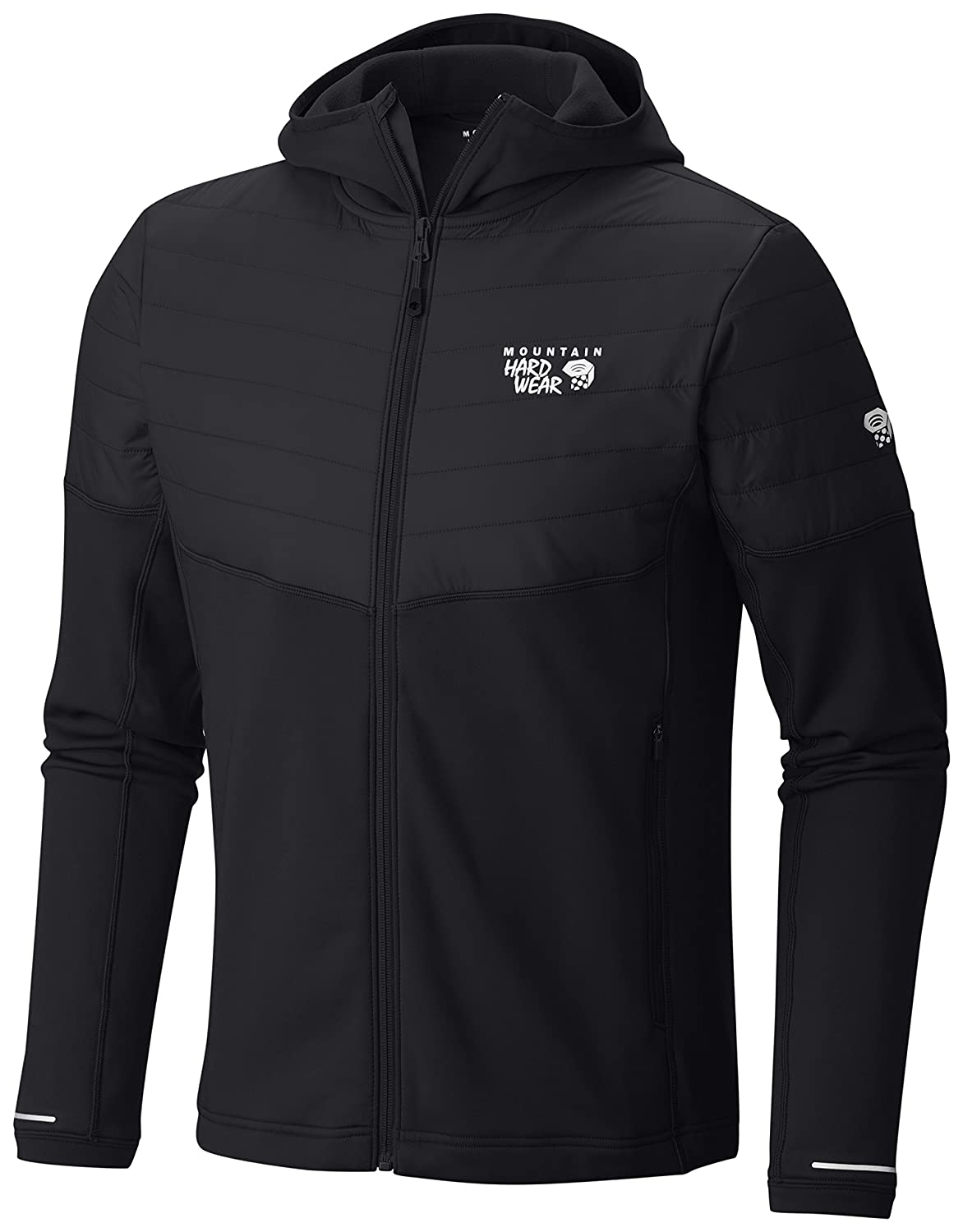 TALLA M. Mountain Hardwear 32 Insulated Hooded, Chaqueta con