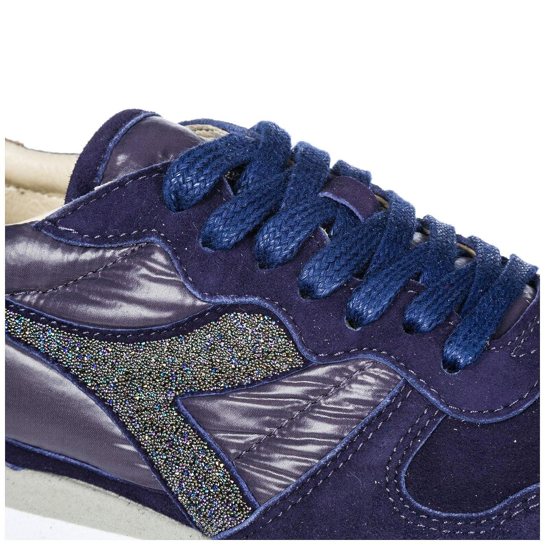 Diadora Heritage Damenschuhe Turnschuhe Turnschuhe Turnschuhe Damen Wildleder Schuhe Turnschuhe Camaro h e512db