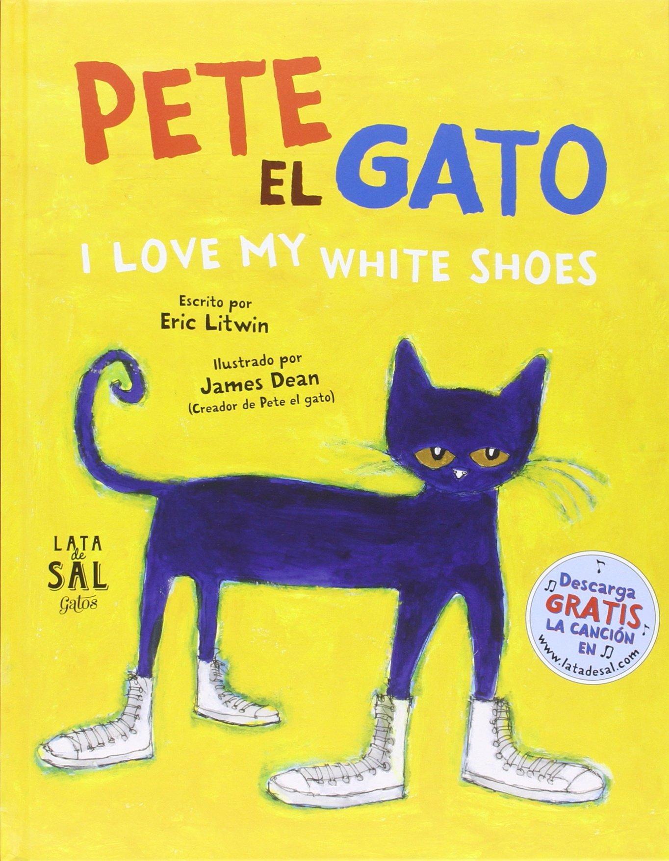 Pete, el Gato (Colección Gatos): Amazon.es: Litwin, Eric, Dean ...