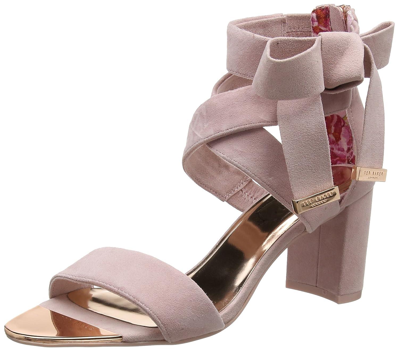 Ted Baker Damen Noxen (Mink 2 Knöchelriemchen Sandalen, Pink (Mink Noxen Pink #Ffc0cb) 6ec040