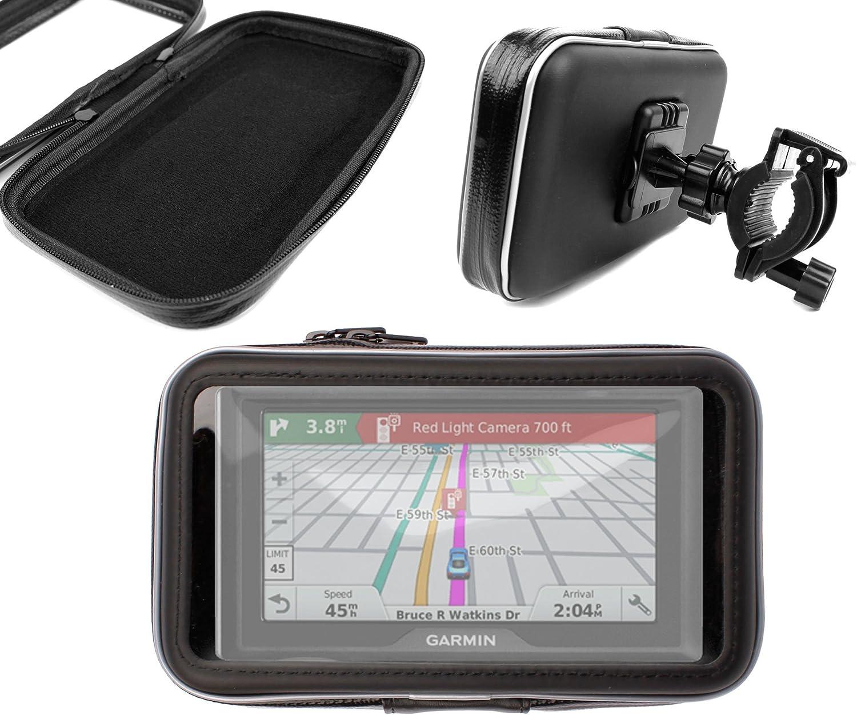 DURAGADGET Montaje Giratorio para Bici De Montaña Y Funda para GPS Garmin Drive 50 / 50LM / 50LMT: Amazon.es: Electrónica