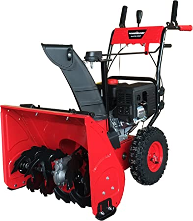 PowerSmart DB7279 Gas Snow Blower