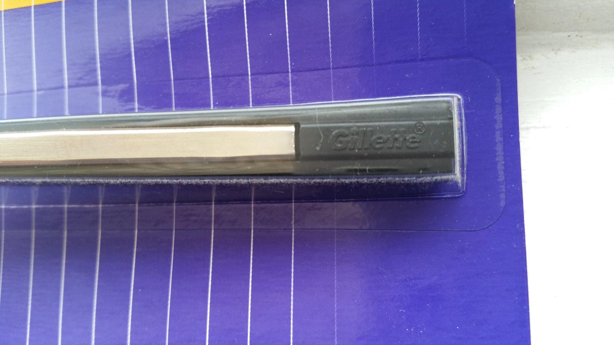 ORIGINAL GILLÈTTE Metal Head G2, G2 Plus, Schick Super II, Trac II +10 Blades