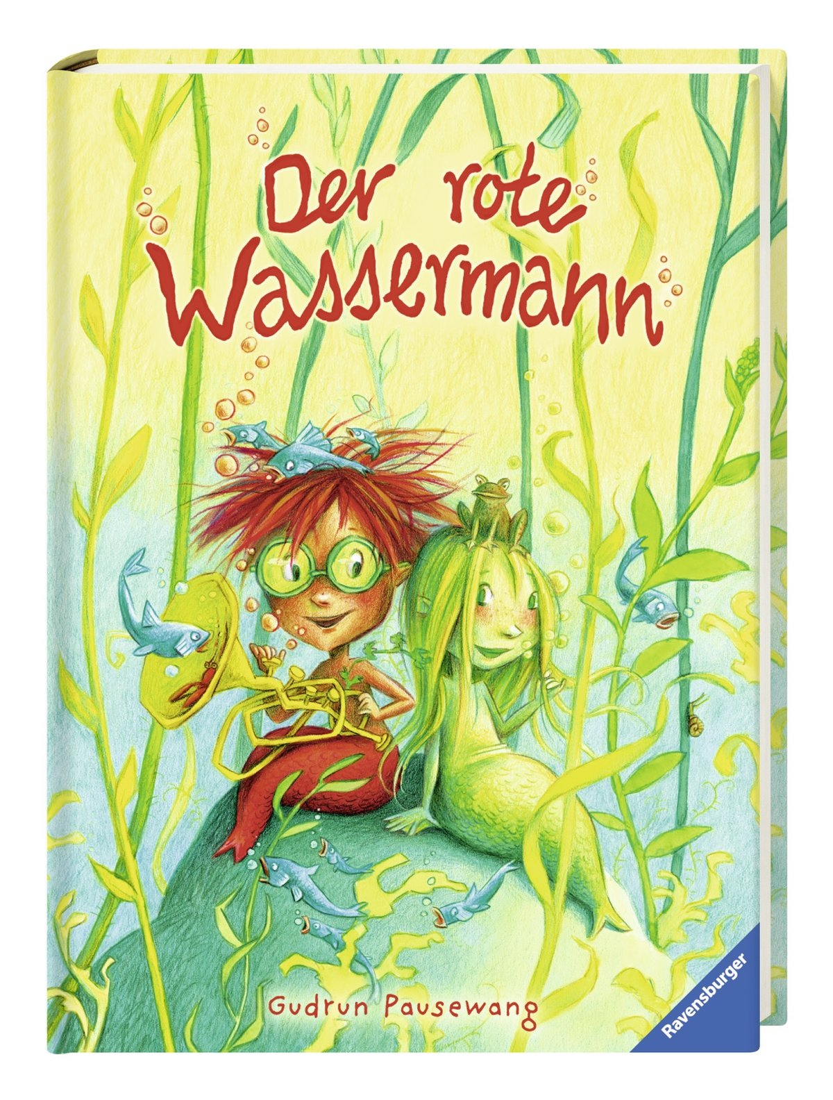Der rote Wassermann (Vorlese- und Familienbücher)