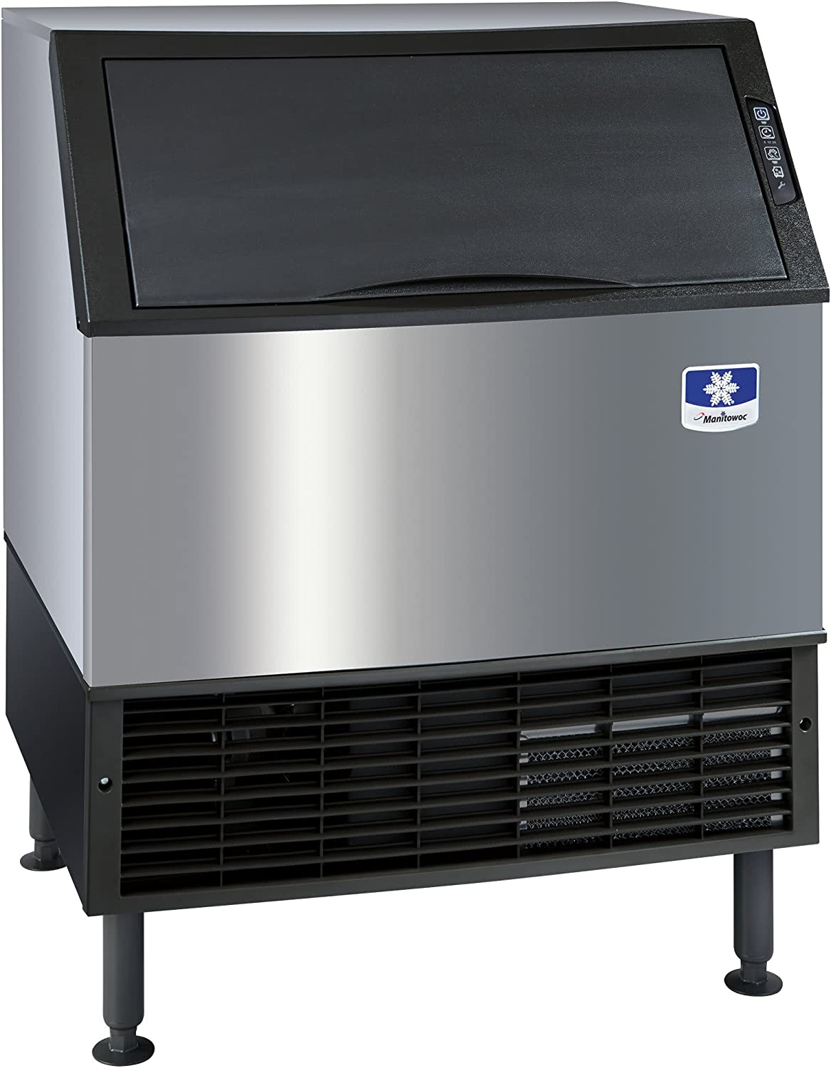 Manitowoc UD0310A-161 UD0310A NEO U-310 Undercounter Ice Cube Machine, 115V, Dice Cube Air Cooled