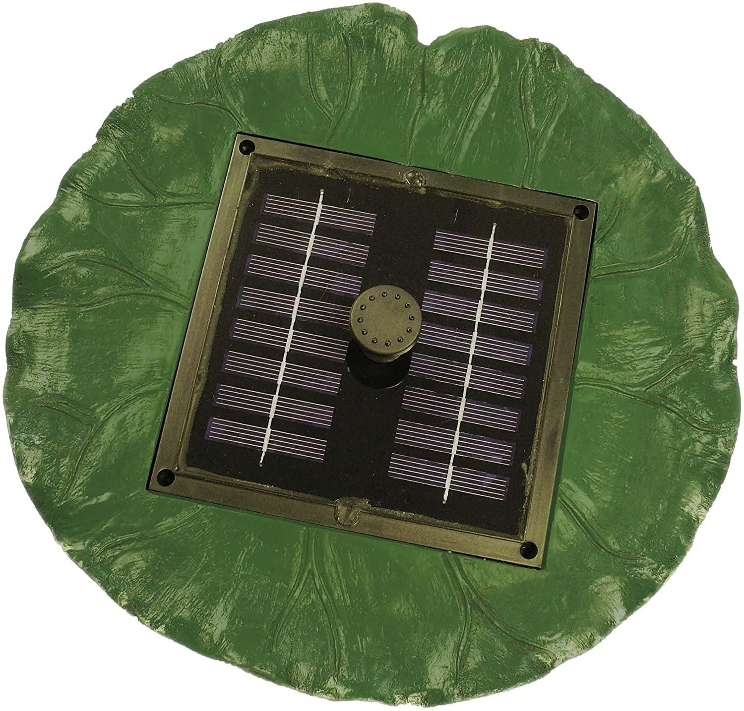 Primrose Ambiente Lily Solar Fountain Remote Controlled With Led Lights