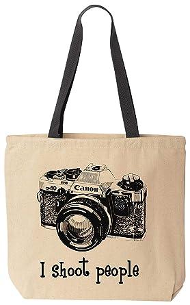 Amazon.com: I Shoot People (Canon) – Novedad cámara ...