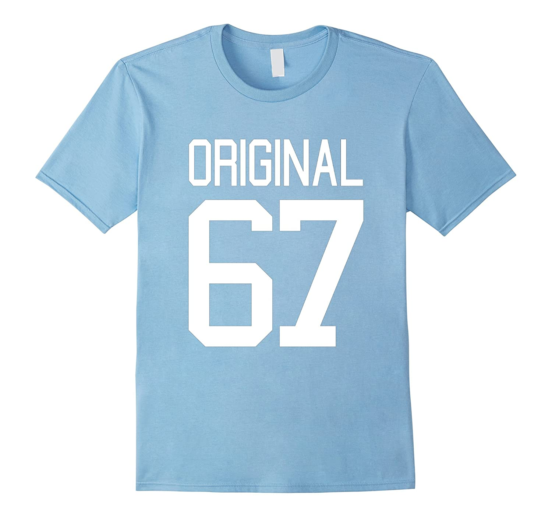 50th Birthday T-shirt Bday Men Women Sweet Gift Year Old Yrs-TD