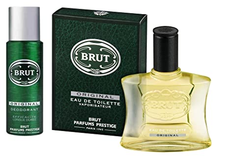 a4bf922c2c72 Buy Brut Original Deodorant 200ml + Parfums 100ml (Pack of 2) Online at Low  Prices in India - Amazon.in