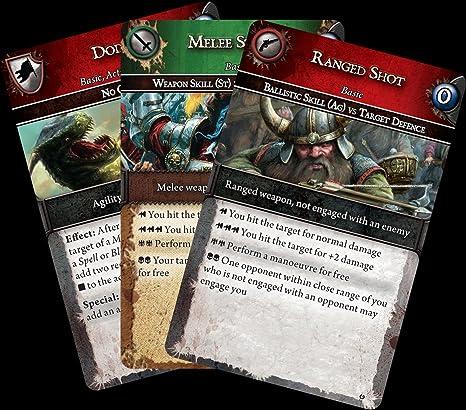 Amazon.com: Warhammer Fantasy roleplay Conjunto básico ...