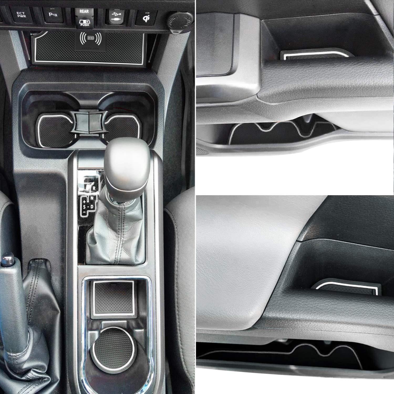 Full Set 18pcs Auovo Anti-dust Door Mats Custom Fit Cup Door ...