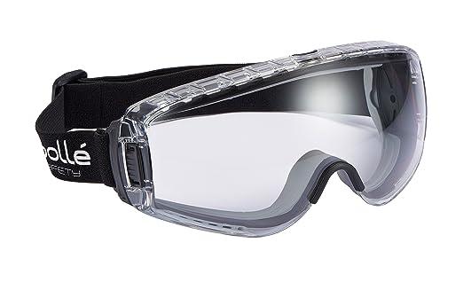 0272a016c0 Bolle Safety PILOPSI Pilot - Gafas protectoras transparentes: Amazon ...