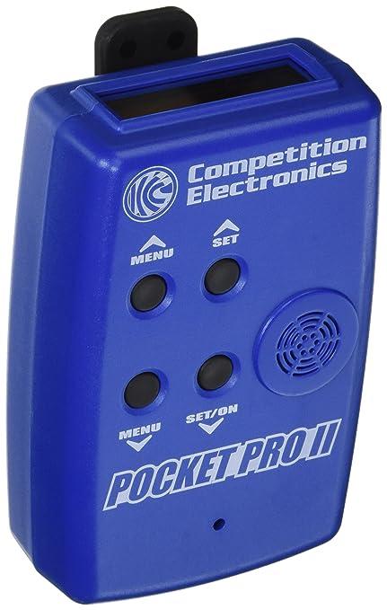 Amazon.com: Compeion Electronics Pocket Pro II Timer Blue CEI ...