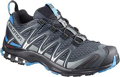 Salomon Men's XA Pro 3D Trail Running Shoes, stormy weather