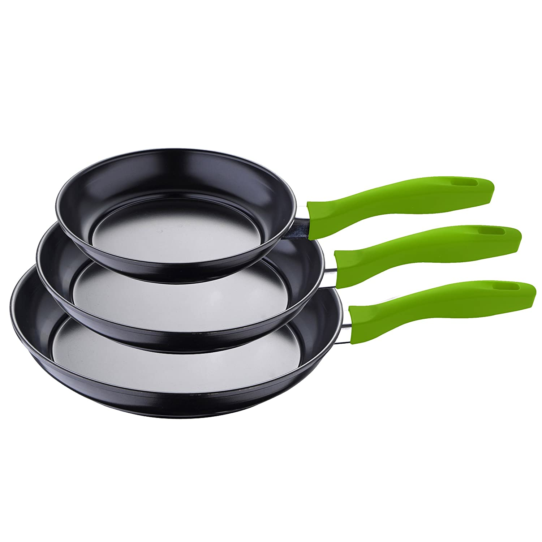 Vert Acier 28/cm Chef Sauce Dolce Set de po/êles