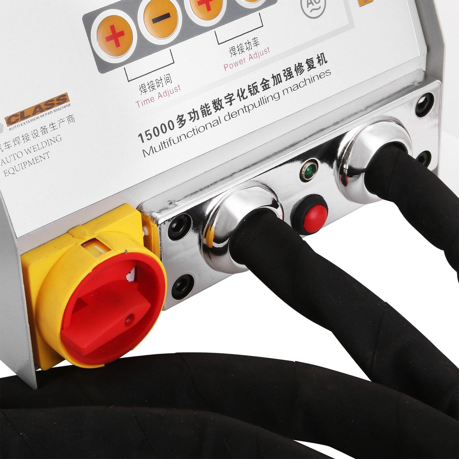 Bestauto Dent Puller 12KW Spot Welder 2600A Car Dent Repair for Vehicle Panel Spot Puller Dent Bonnet Door Repair by Bestauto (Image #5)
