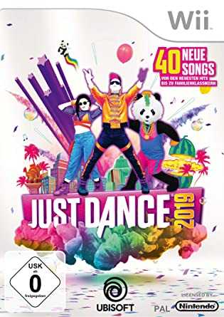 Just Dance 2019 Nintendo Wii Amazonde Games