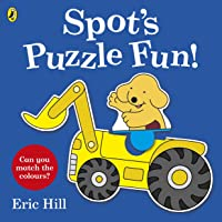 Spot's Puzzle Fun!: Press-out and Play Book